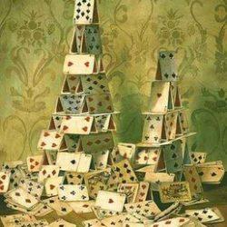 kártyavár